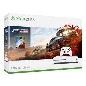 Pack console Microsoft Xbox One S 1 To + Forza Horizon 4