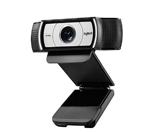 Webcam Logitech Webcam C930e - Noir