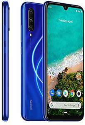 "Smartphone 6"" Mi A3 - 4 Go de RAM, 64 Go de ROM, Version Globale, Bleu (vendeur tiers)"