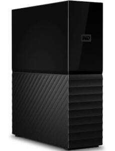 """Disque dur externe 3.5"""" Western Digital WD My Book - 8 To"""