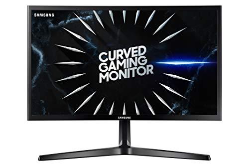 "Ecran PC 24"" Samsung C24RG50 - Full HD, Dalle VA, Incurvé, 144 Hz, 4 ms, FreeSync"