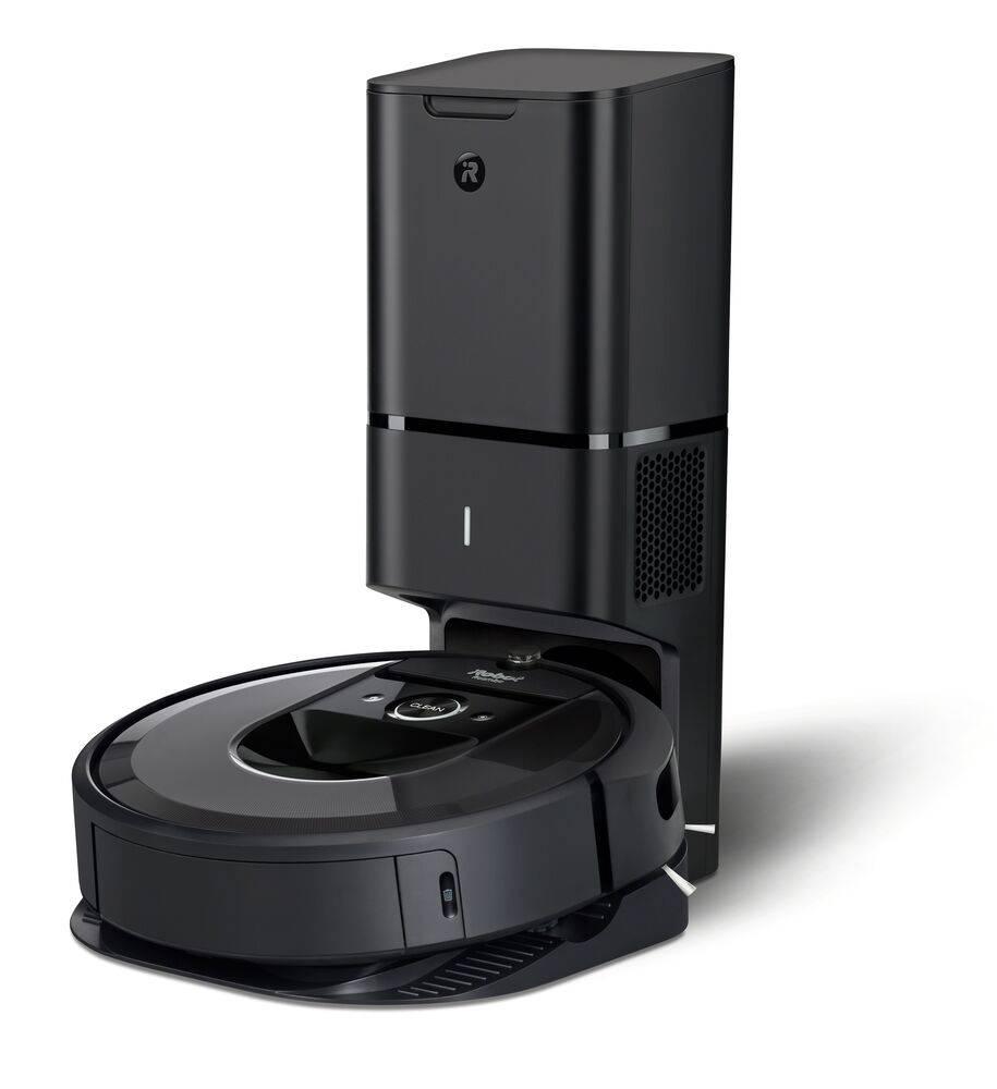 Sélection d'articles en promotion - Aspirateur robot Roomba i7+ (LetzShop.lu - Frontaliers Luxembourg)