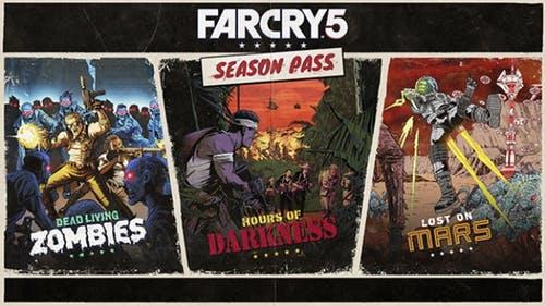 Season Pass Far Cry 5 + Far Cry 3 sur PC (Dématérialisé)