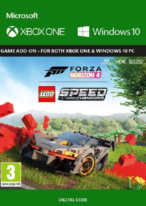 Forza Horizon 4: Lego Speed Champions sur Xbox One et PC (Dématérialisé)