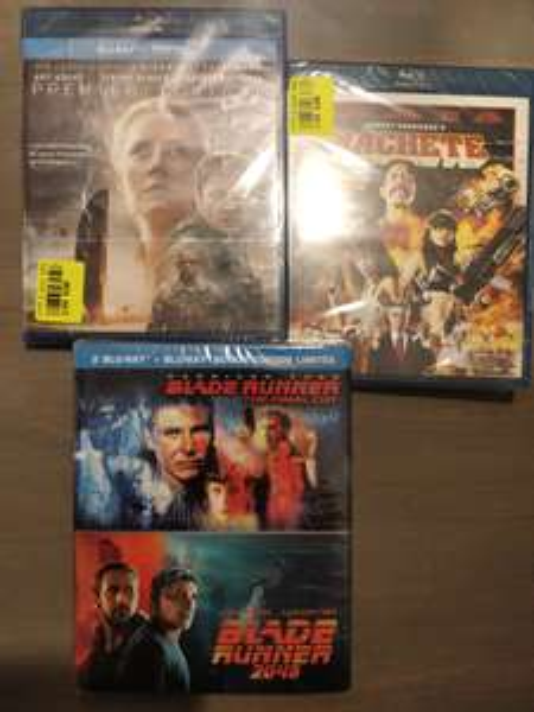 Sélection de films Bluray & Bluray 4K à partir d'1.99€ - Bourgoin-Jallieu (38)