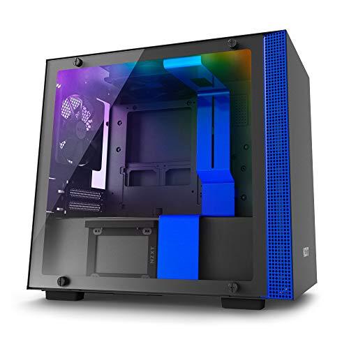 Boitier RGB Mini-ITX NZXT H200i