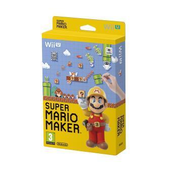 Super Mario Maker sur Wii U + Artbook