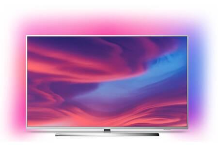"""TV 65"""" Philips The One 65PUS7354 - 4K UHD, LED, Smart TV, Ambilight 3 côtés + 1er mois offert pour essayer canal+"""