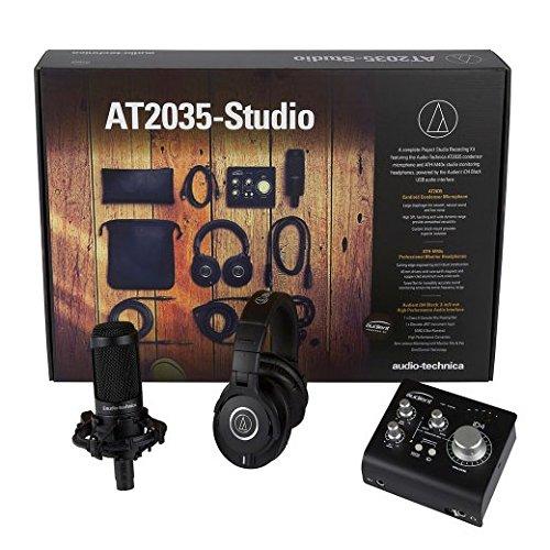 Studio Essential Studio Kit Audio Technica AT2035