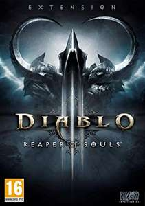 Diablo III Reaper of Souls sur PC