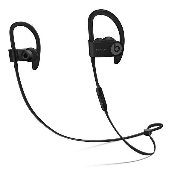 Ecouteurs Wireless Beats Powerbeats 3 - Bluetooth, Noir (+5.45€ en SuperPoints)
