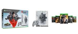 Pack Console Xbox One X (1To) Edition Limitée Gears 5 Ultimate
