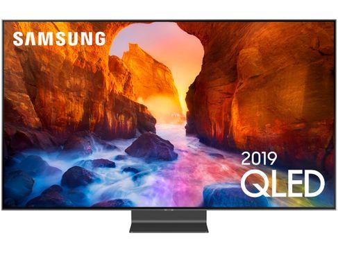 """TV QLED 55"""" Samsung QE55Q90R - UHD 4K, HDR, Dalle 100Hz, Smart TV (Via ODR 500€)"""