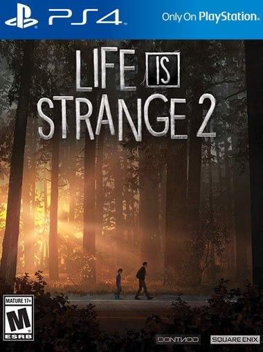 Life is Strange 2 sur PS4 (Dématérialisé)