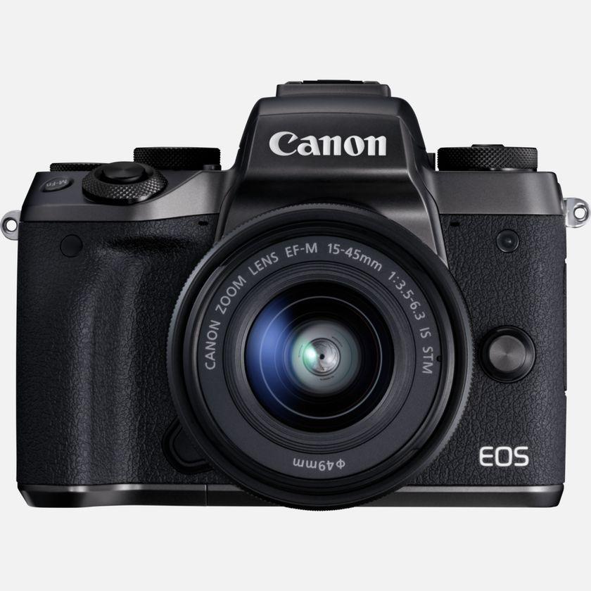 Appareil Photo Hybride Canon EOS M5+Objectif EF-M 15-45mm