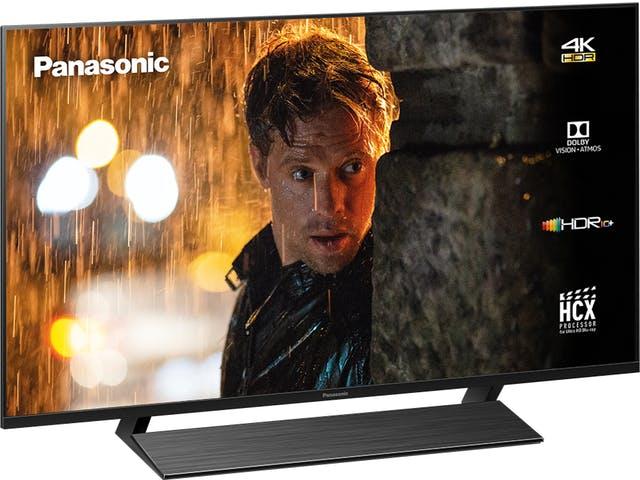 "TV 50"" Panasonic 50GX800 - UHD 4K, HDR, Smart TV"