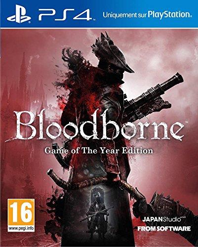 Sélection de jeux PS4 en promotion - Ex: Bloodborne - édition jeu de l'année