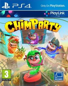 Chimparty sur PS4