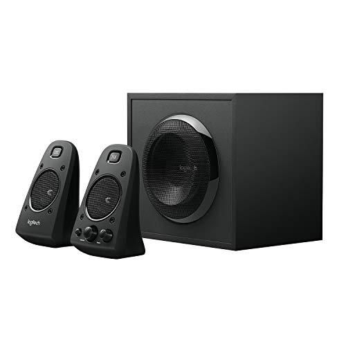 Système audio 2.1 Logitech Z623 - Son certifié THX, 200 W RMS