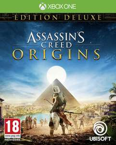 Assassin's Creed Origins Edition Deluxe : Jeu de base + Pack Deluxe sur Xbox One