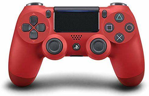 Manette Sans-fil DualShock V2 pour PS4 (Plusieurs coloris)