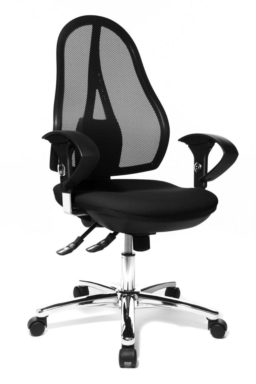 Chaise de Bureau Topstar OP290UG20 Open Point SY Deluxe - Noire