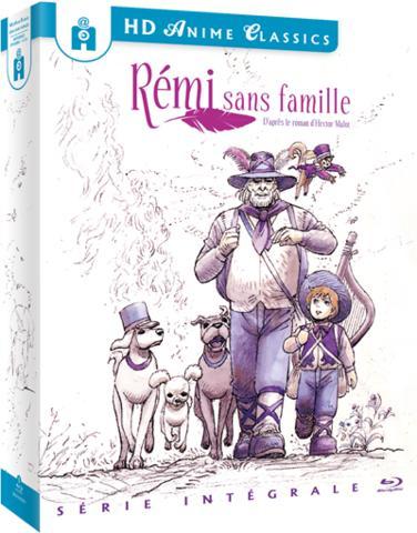 Rémi sans famille - Intégrale Blu-Ray -35% aujourd'hui seulement