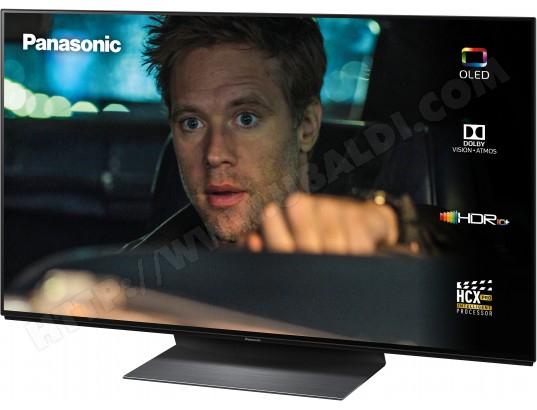 "TV OLED 65"" Panasonic TX-65GZ1000E - 4K UHD, HDR10+, Dolby Vision & Atmos (Via ODR 500€ spécial BF)"