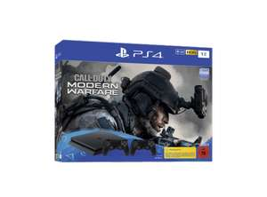 Console PS4 1 To + Call Of Duty: Modern warfare + 2 manettes (Frontaliers Allemagne)