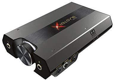 DAC Creative Sound BlasterX G6 7.1