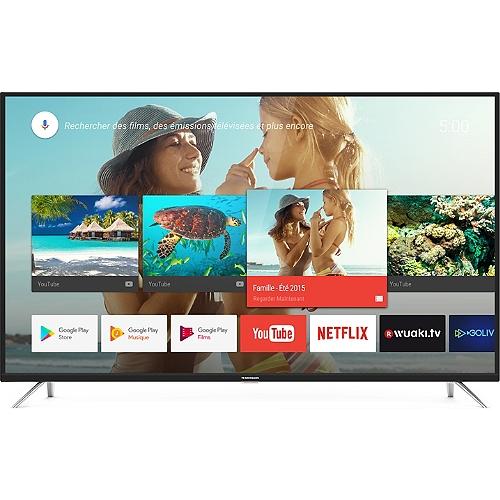 """TV 55"""" Thomson 55UZ7000 - LED, 4K, HDR10, AndroidTV, iPQ 2.0"""