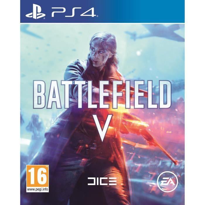Jeu Battlefield V sur PS4 et Xbox One