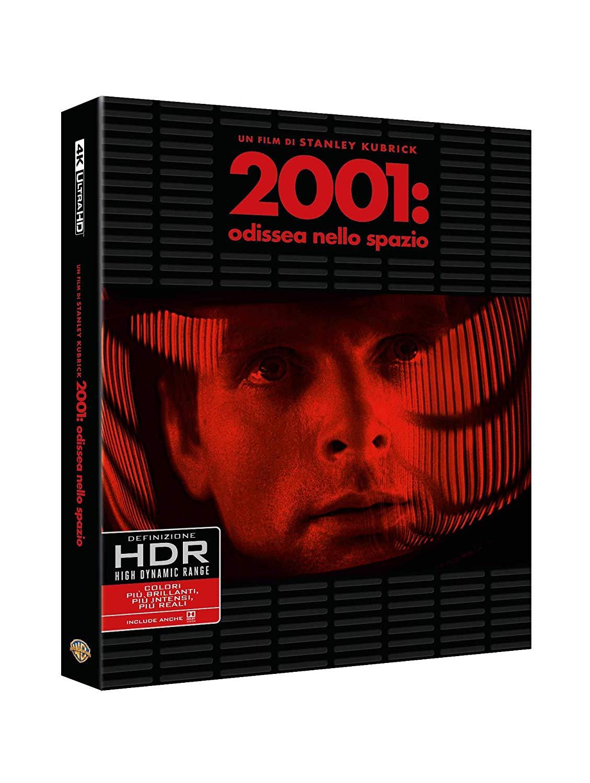 Coffret Blu-Ray 4K 2001 l'odyssée de l'espace