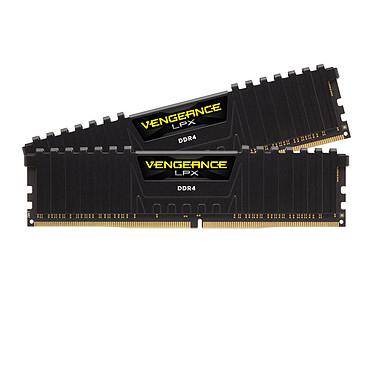 Mémoire RAM Corsair Vengeance LPX Series Low Profile - 16 Go (2x 8 Go) DDR4, 3200 MHz, CL16 (79,95€ avec le code SANTA)