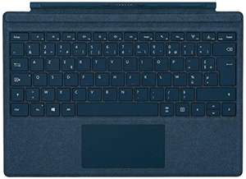 Clavier Microsoft Type Cover pour Surface Pro Bleu Cobalt - AZERTY