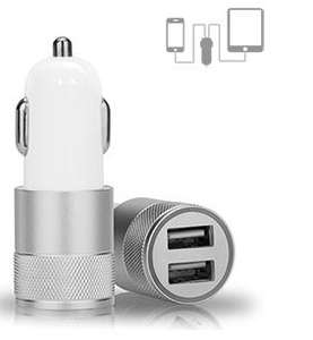 Double chargeur USB - Allume cigare gratuit