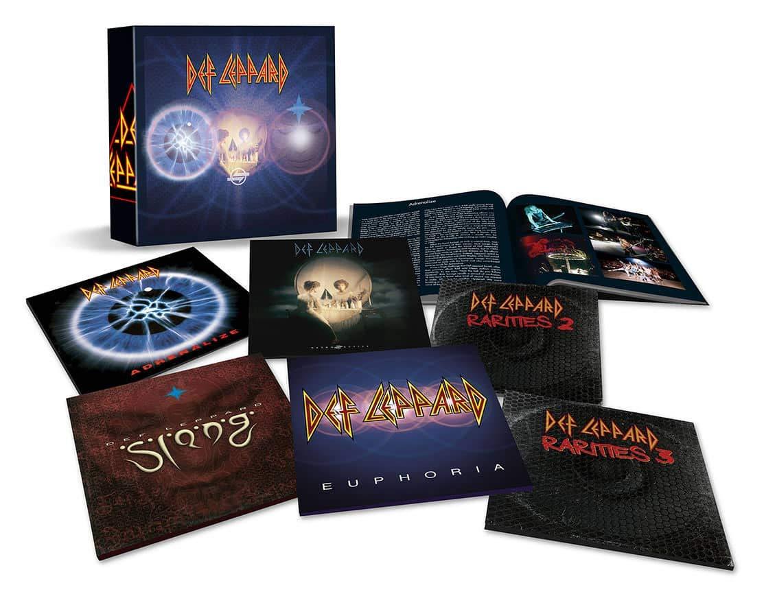 Album vinyle Def Leppard The Collection: Vol. 2