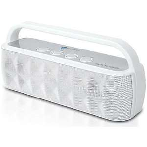 Enceinte portable bluetooth Muse M-560 BTW - Blanc