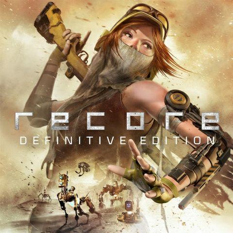 Recore definitive edition sur Xbox One (Dématérialisé)