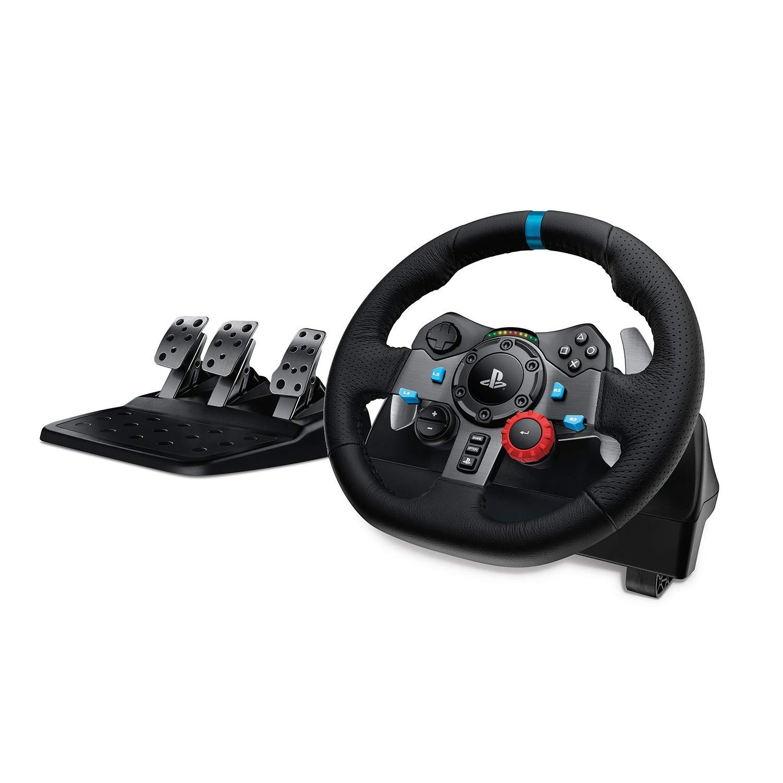 Volant Logitech G29 pour PS4 / PS3 / PC / Mac