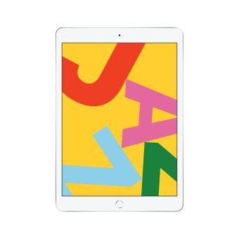 """Tablette 10.2"""" Apple Nouvel iPad 2019 - 32 Go, WiFi, Argent (vendeur tiers)"""