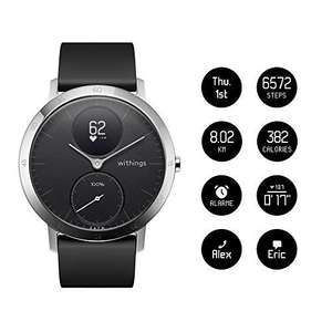 Montre connectée Withings Steel HR - 40mm
