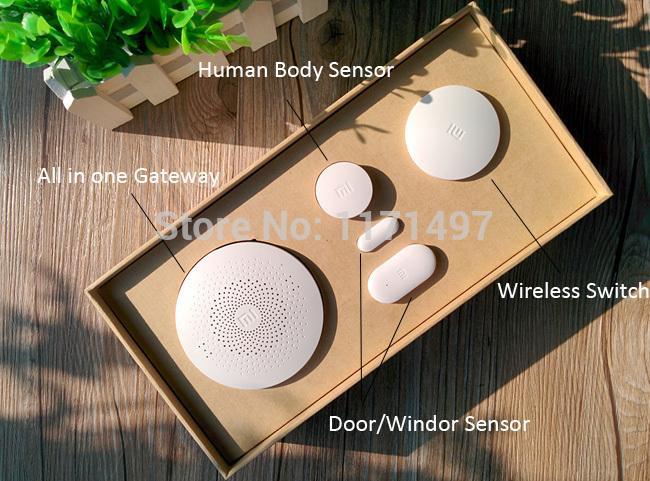 Kit domotique Xiaomi Smart Home
