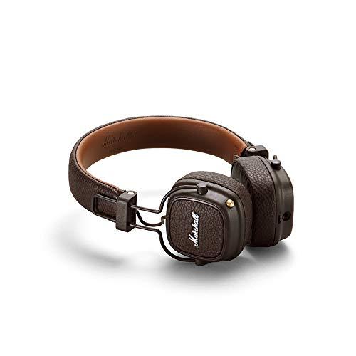 Casque Audio Bluetooth Marshall Major III - Marron