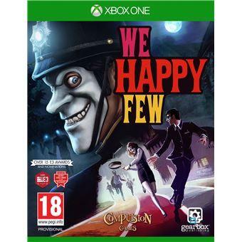 We Happy Few sur Xbox One