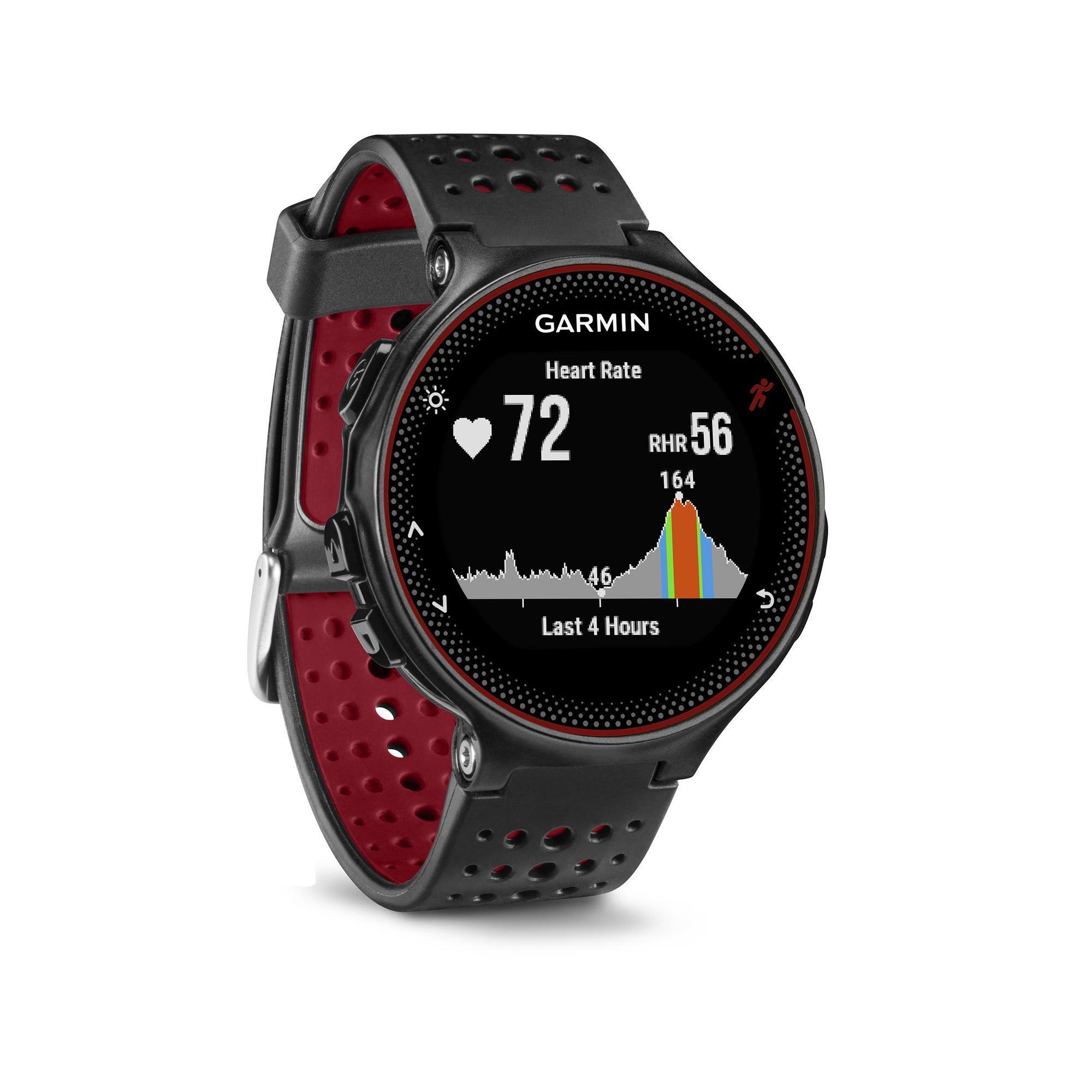 Montre connectée GPS Garmin Forerunner 235 HRM - Noire