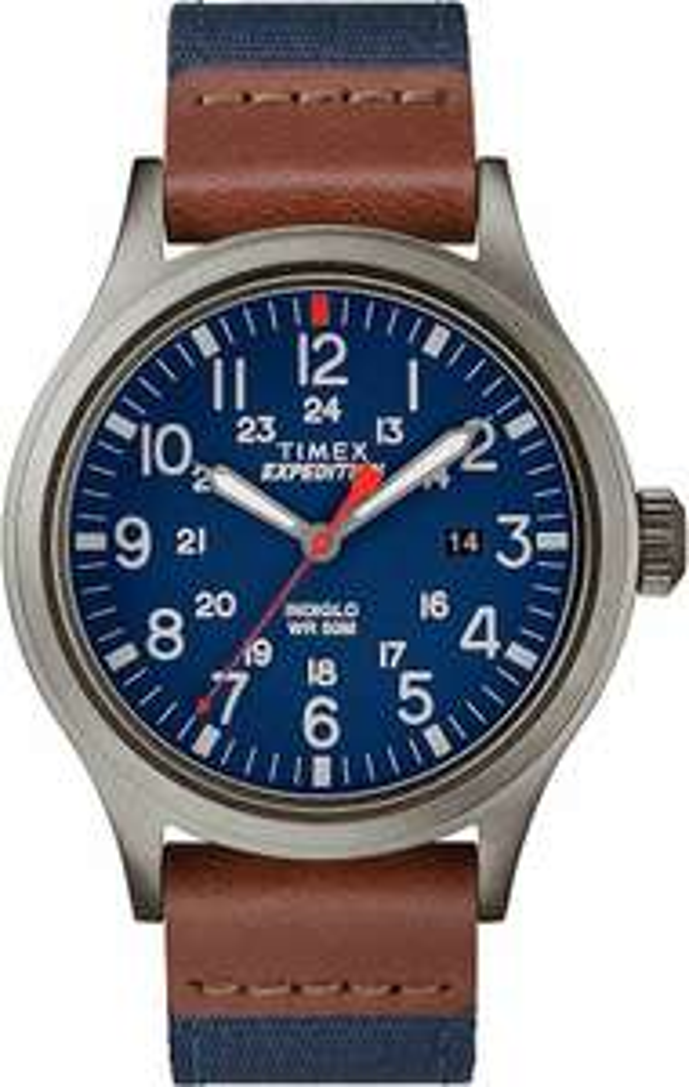 Montre Analogique Quartz Timex Expedition TW4B14100 - 40 mm, 5 ATM