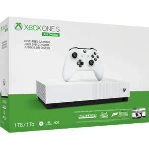 Console Xbox one S all digital 1To