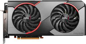 Carte graphique MSI RX 5700 xt Gaming X (Frontaliers Suisse)