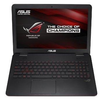 "PC Portable 15.6"" Asus ROG GL551JW-XO376T - Intel Core i5-4200H, 6 Go de Ram, 500 Go, GeForce GTX 960M"